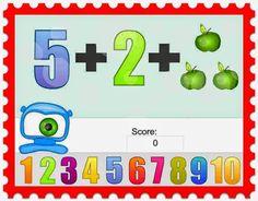 Infantil Mercedarias: mini matematicas