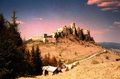 Spis Castle Slovakia   Vacationing in Slovakia