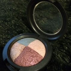 ✨SALE✨Authentic MAC-mineralized Eye Shadow Authentic-Mineralized Eye Shadow--- ODD BITS. 2.2g. NEW- not in box , but still has plastic covering. Scratches noted to black shell covering-- due to storage w/other makeup products, NO DAMAGE TO actual PRODUCT! ✨FINAL PRICE. Questions, list below. NO TRADES NO HOLDS NO NEGATIVITY NO LOW BLOWS, will be DECLINED MAC Cosmetics Makeup Eyeshadow