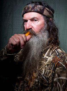 """""""happy happy happy"""":)  Believe it or not, Duck Dynasty is one of the best shows on TV.  Good people...and you quickly learn not to judge by appearances!"""