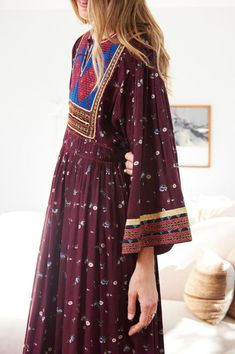 Ulla ╰☆╮Boho chic bohemian boho style hippy hippie chic bohème vibe gypsy fashion indie folk the 70s . ╰☆╮