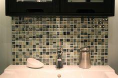 82 Best Bath Backsplash Ideas Images On Pinterest Home Decor Bathroom Remodeling And