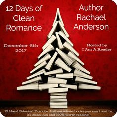 Smiling Book Reviews: 12 Days of Clean Romance & Giveaways - Day 3: Auth...