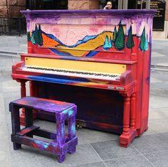 Denver, USA, 2014 - bright colors