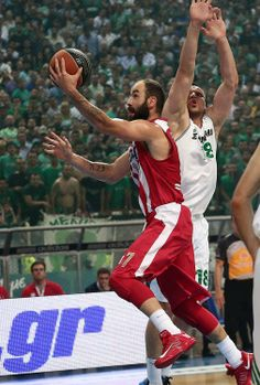 Βασίλης Σπανο�λης #olympiacosbc Basketball Court, Wrestling, Sports, Lucha Libre, Hs Sports, Sport