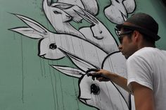 Max Neutra Mural ~ Venice ~ L.A. TACO