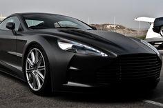 Aston Martin Mansory Virage
