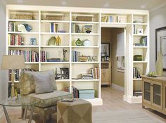Bookcase Plan