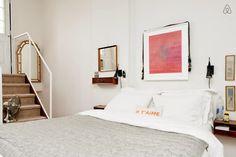 Cositas Decorativas: Loft triplex en Nueva York... ¿Nos vamos un fin de semana?