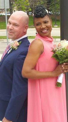 Lovely beautiful Interracial Couple #Love #WhiteMenBlackWomen…