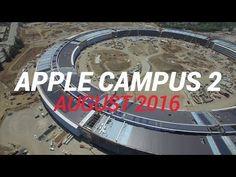 Nuevas imágenes de la evolución del Campus 2 de Apple - http://www.actualidadiphone.com/nuevas-imagenes-la-evolucion-del-campus-2-apple/