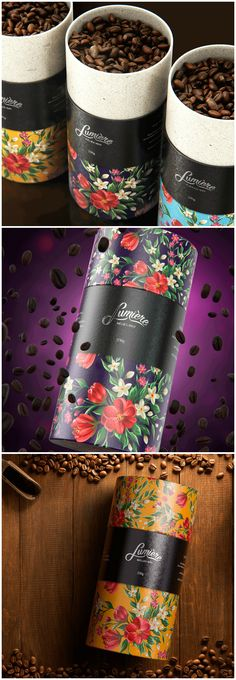 Lucas Gregorio - Lumière Coffee Experience #packaging #design #diseño #empaques #embalagens #パッケージデザイン #emballage #bestpackagingdesign #worldpackagingdesign #worldpackagingdesignsociety