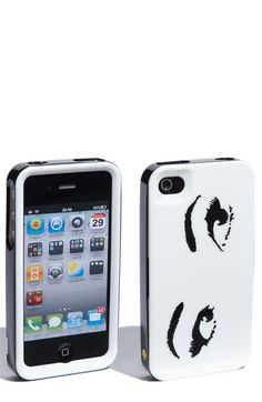 kate spade new york 'all eyes' iPhone 4 & 4S case | Nordstrom