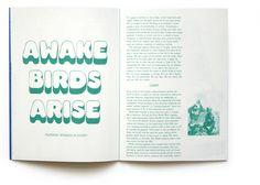 Brit Pavelson | Magazine for Birds