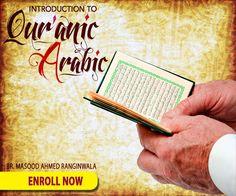 Arabic 033 Introduction to Qur'ānic Arabic - Level 3 Islamic Online University, University Diploma, Diploma Courses, Level 3, Humility, Quran, Motivation, Reading, Children