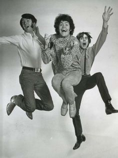 Michael, Micky, Davy