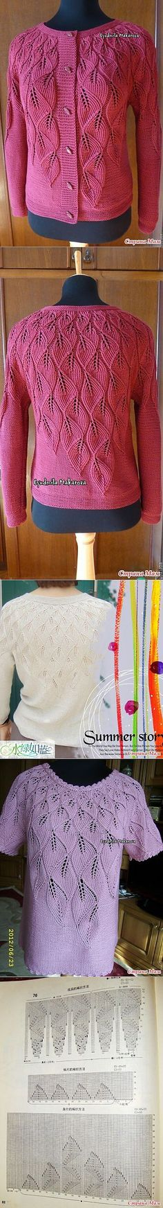'Bright cherry'. Knit together online diary .: Group 'knit together OH | knitting | post