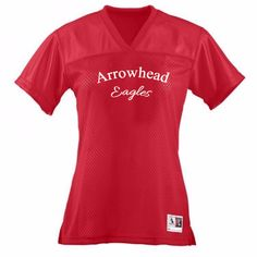 Arrowhea Eagles Cheer Leading Football Jerseys