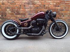 Harley Vintage Custom Bobber (4)