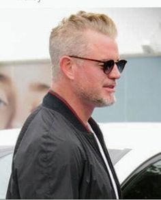 Eric Dane Sighted Departing The Palm Beverly Hills On