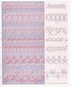 #ClippedOnIssuu from Tatting lace nihon