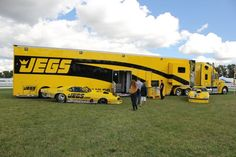 JEGS Tractor Trailer Semi, New Albany Classic and Grand Prix Horse Jumping Show @ Wexner Estate, New Albany, OH