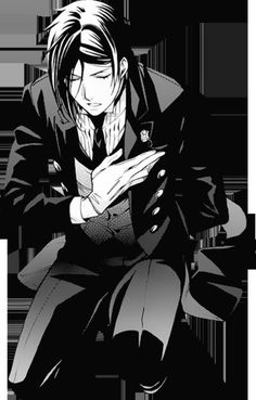 Sebastian Michaelis | Kuroshitsuji / Black Butler