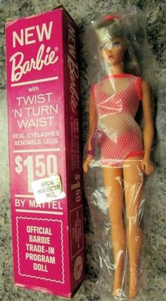 Trade-In TNT Barbie