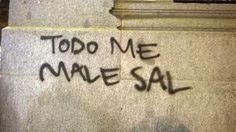 The Nicest Pictures: todo me male sal Words Quotes, Me Quotes, Street Quotes, Mood Pics, Reaction Pictures, Dankest Memes, Tumblr, Thoughts, Stickers