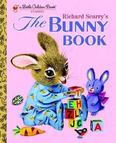 The Bunny Book by Richard Scarry
