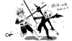 Black Clover Manga, Black Cover, Anime Demon, Couple, Anime Art, Fan Art, 151 Pokemon, Drawings, Icons