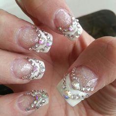 Very Pretty 3D Nails