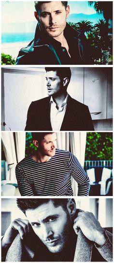 Jensen for Harper's Bazaar China 2014