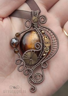 Steampunk LOVE it!
