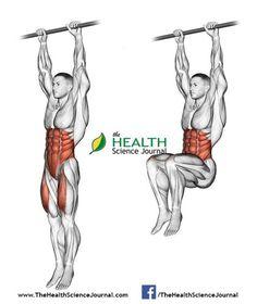 © Sasham   Dreamstime.com - Exercising for bodybuilding. Ups knees