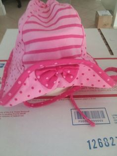 77a5c42cfeb Le Top brand baby hat. Pink Baby summer hat.  fashion  clothing  shoes   accessories  babytoddlerclothing  babyaccessories (ebay link)