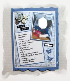 Bibbi's: Kort til barnehageansatt
