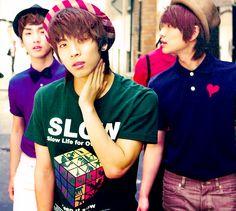 Key, Jonghyun, Onew