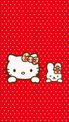 Wall Paper Phone Red Hello Kitty 42 Ideas For 2019