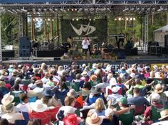 Winter Park Jazz Festival is one of Colorado's most popular annual events.