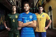 Nike canceló la edición 2015 de las camisetas de Brasil por las bajas ventas
