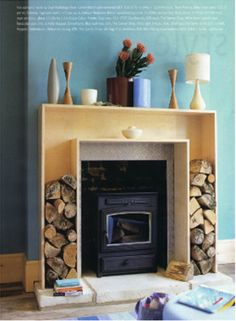 firewood surround