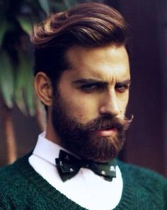men's+side-swept+hairstyle
