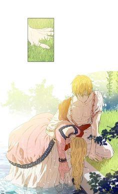 Suddenly Became A Princess One ~ Novel Im A Princess, Anime Princess, Manhwa Manga, Manga Anime, Anime Korea, Hand Drawing Reference, Netflix Anime, Anime Family, Manga Cute