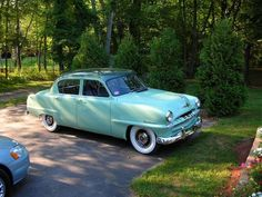 1953 Plymouth