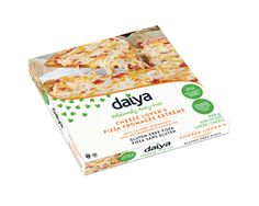 Dairy-Free Frozen Pizza by Daiya Foods Dairy Free Cheese, Frozen Pizza, Cheese Lover, Eating Organic, Grocery Lists, Free Samples, Healthy Tips, Plant Based, My Favorite Things