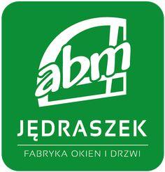 ABM Jędraszek - produkcja i sprzedaż stolarki okiennej z PCV i aluminium. Logos, Projects, Ideas, Windows, A Logo, Thoughts, Tile Projects, Legos