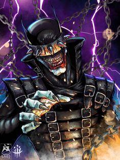 Batman Who Laughs by JonathanEdwardMills on DeviantArt