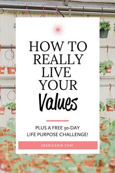 Identifying your personal core values is one thing, but really living your values is a powerful way to lead an intentional life. Living your values brings more stability and authenticity to your life, because you know who you are and what you stand for (or won't stand for). #lifepurpose #findyourpurpose #corevalues #liveyourvalues Personal Core Values, Your Values, Spiritual Leadership, Leadership Coaching, Finding Purpose In Life, Life Purpose, Self Development, Personal Development, Managing People