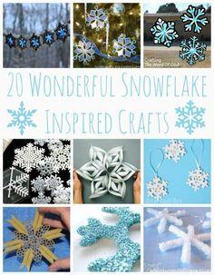 20 Wonderful Snowfla
